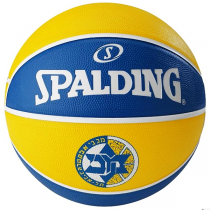 Spalding Euroleague Maccabi Tel Aviv Ball