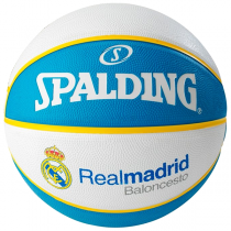 Bola Spalding Real Madrid Euroleague Euroliga