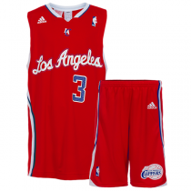 Youth NBA adidas Replica LA Clippers Chris Paul