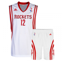 Youth NBA adidas Replica Houston Rockets Dwight Howard