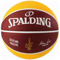 Bola Spalding Cleveland Cavaliers NBA