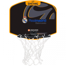 Spalding Euroleague Real Madrid Miniboard