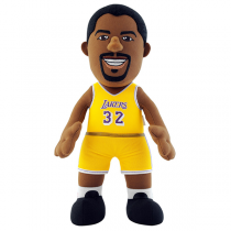 Boneco de peluche Magic Johnson Los Angeles Lakers