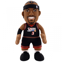 Muñeco de pelúcia Allen Iverson Philadelphia 76ers