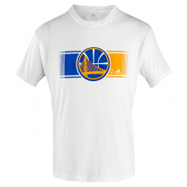 adidas NBA Golden State Warriors Logo Tshirt