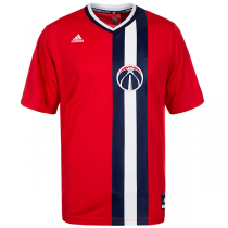 adidas NBA Camisola de Jogo Washington Wizards Sleeved