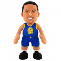 Boneco de peluche Stephen Curry Golden State Warriors