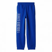 adidas NBA Golden State Warriors Fanwear Youth Pant