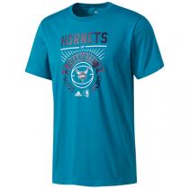 adidas NBA T-shirts Charlotte Hornets Graphic