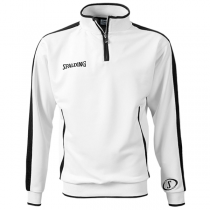 Spalding Evolution Quarterzip Sweater