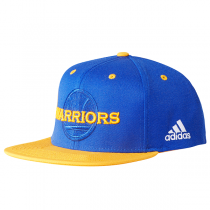 adidas Golden State Warriors Official Team Headwear Cap