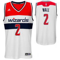 adidas John Wall Washington Wizards Swingman Jersey