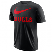 Nike Dri-FIT NBA Chicago Bulls Swoosh T-Shirt