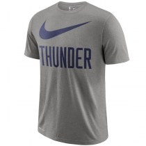 Nike Dri-FIT NBA Oklahoma City Thunder Swoosh T-Shirt Jr