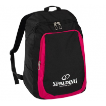 Spalding Essential Black Pink Backpack