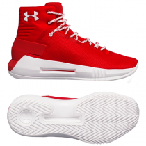 Under Armour Drive 4 Jr - Red