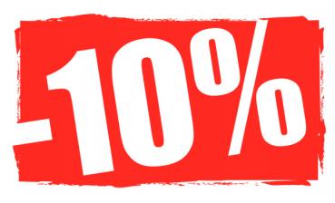 10% Promotion