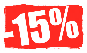 15% Promotion