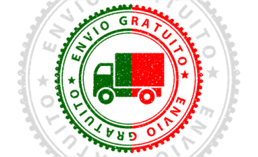 Free Shipping to Portugal (Mainland)