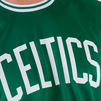 New Era Boston Celtics Tipping Wordmark T-shirt
