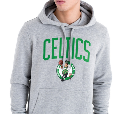 New Era Boston Celtics Team Logo Hoodie