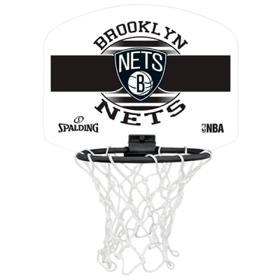 Minitabela Spalding Brooklyn Nets