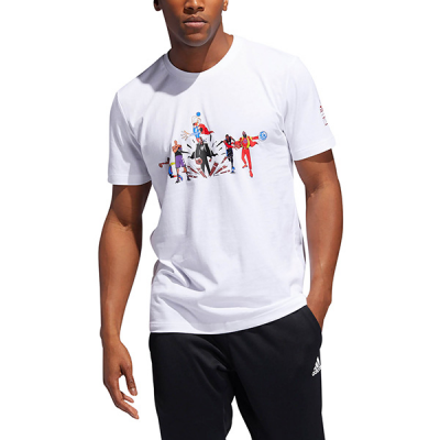adidas T-shirt Marvel - Heroes Assemble