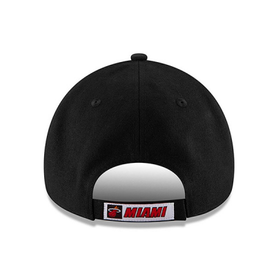 New Era 9FORTY NBA The League Miami Heat Strapback Cap