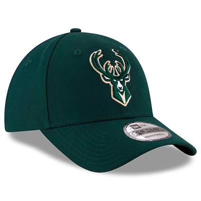 New Era 9FORTY NBA The League Milwaukee Bucks Strapback Cap