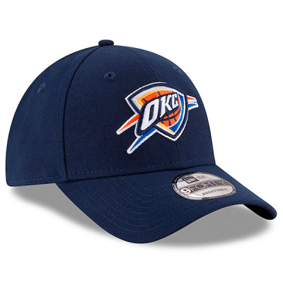 New Era 9FORTY NBA The League Oklahoma City Thunder Strapback Cap