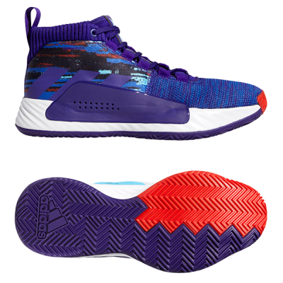 adidas Dame 5 - Purple Choice