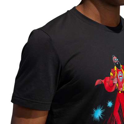 adidas Marvel James Harden T-shirt