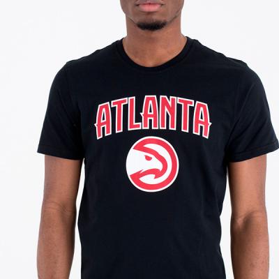 New Era NBA Atlanta Hawks Logo Tee