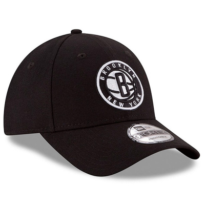 New Era 9FORTY NBA The League Brooklyn Nets Strapback Cap