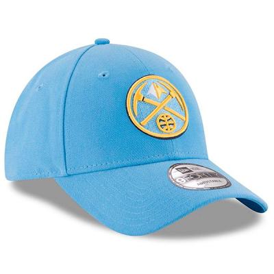 New Era 9FORTY NBA The League Denver Nuggets Strapback Cap