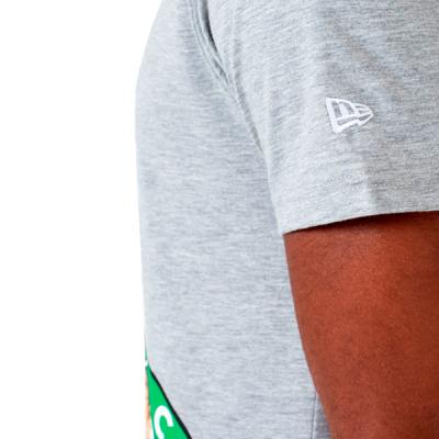New Era NBA Boston Celtics Wordmark Logo Tee
