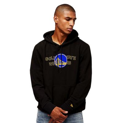 New Era NBA Golden State Warriors Overlap Hoodie