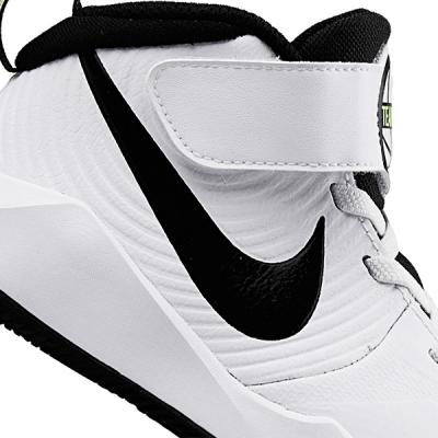 Nike Team Hustle D9 K - White