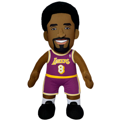 Bleacher Creatures Kobe Bryant LA Lakers Soft Toy