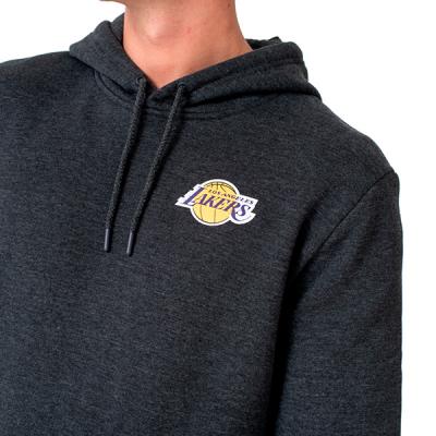 New Era Los Angeles Lakers Colour Block Hoodie