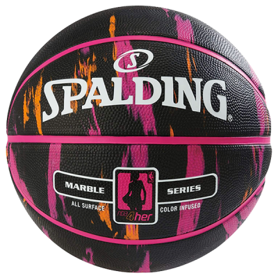 Spalding NBA Marble 4Her Ball