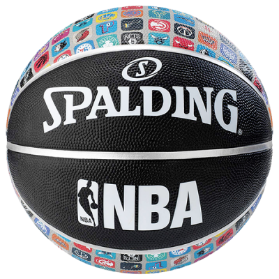 Spalding NBA Team Collection Ball