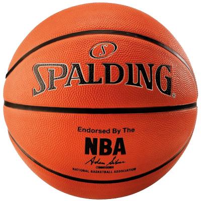 Spalding NBA Silver Outdoor Ball