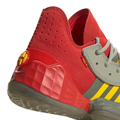 adidas Harden Vol.4 - Red Tails