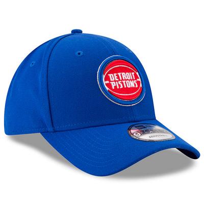 New Era 9FORTY NBA The League Detroit Pistons Strapback Cap