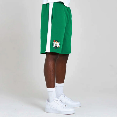 NBA Boston Celtics New Era Contrast Shorts