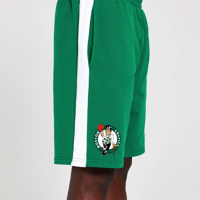 NBA Boston Celtics New Era Contrast Shorts