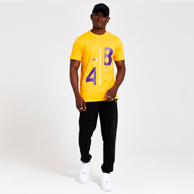 New Era LA Lakers Established Graphic T-shirt | 1948