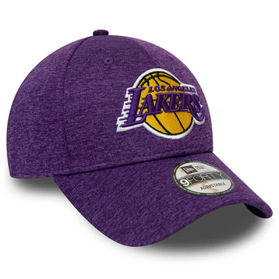 New Era NBA Los Angeles Lakers Shadow Tech 9Forty Strapback Cap