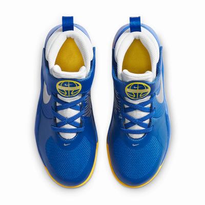 Nike Team Hustle D9 K - Warriors
